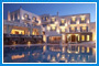 Grand Beach Hotel in Mykonos Island