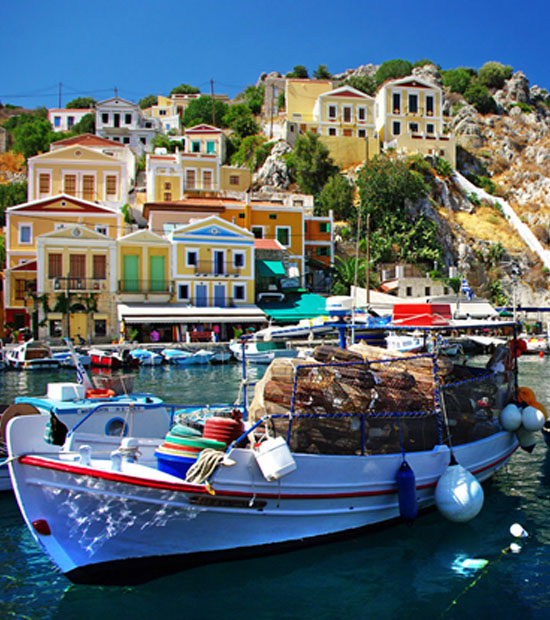greek islands in Dodecanese