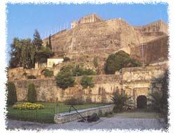 Corfu monuments
