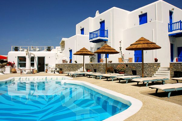 Mykonos Princess Hotel, Agios Stefanos, Greece - m