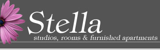 Stella Studdios & apartments, in Naxos Island Greece - Agia Anna Beach Cyclades.