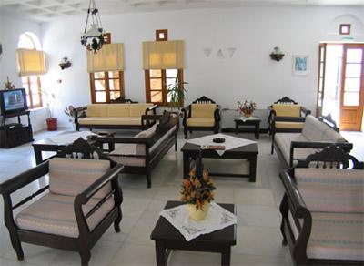 Hotel's interior view