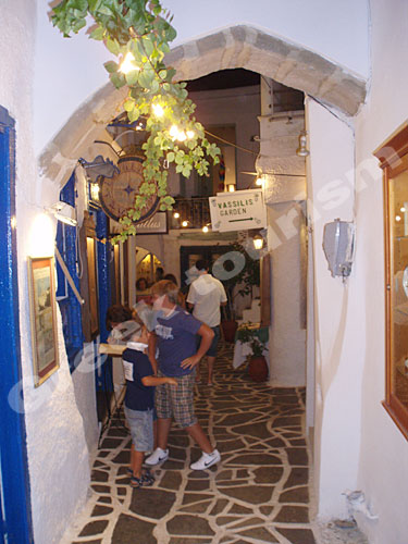 Palia poli - Old Town Naxos  Naxos Old Town Hotels in ...