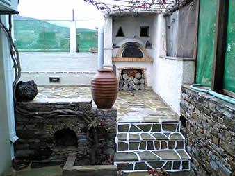 Dimitra studios in Naxos
