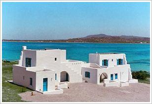 Kolona studios Naxos
