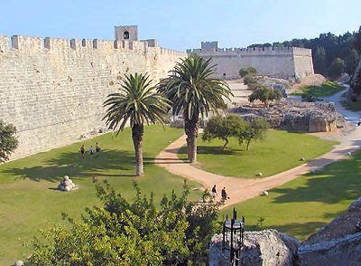 Rhodes  Greece Hotels , Accommodation And travel information in Rhodes