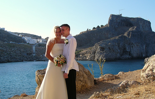 Weddings in Lindos Rhodes
