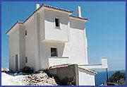 Maisonettes for sale in Kokkari beach, Samos island.