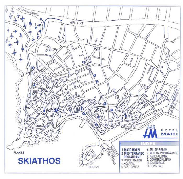 Skiathos hotel skiathos town hotel skiathos hotel for Skiathos town hotels