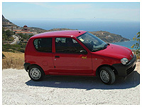 Rent A Car Syros