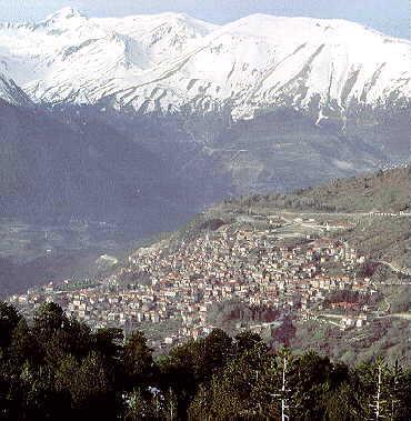 ΜΏ?σοβο στο νομό Ιωαννίνων, Ορεινή Ήπειρος Ελλάδα.