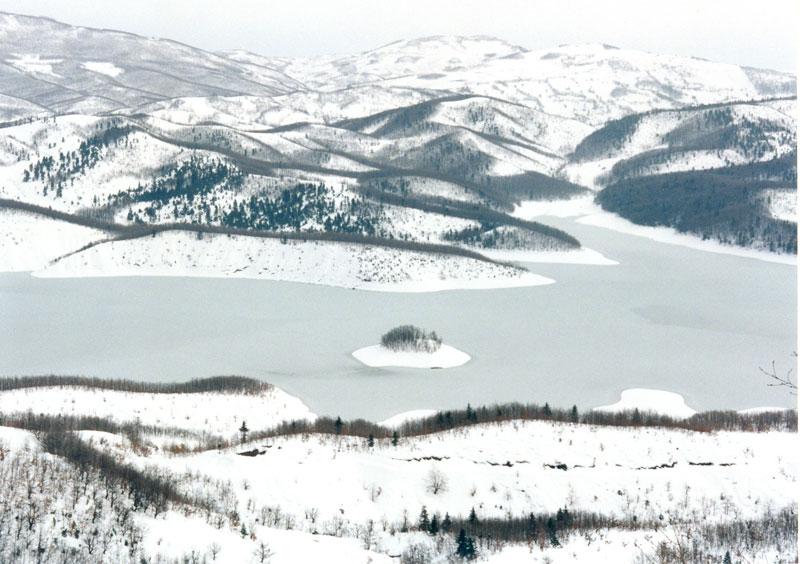 Χειμερινός τουρισμός, Καρδίτσα-Λίμνη Πλαστήρα.